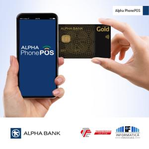 Alpha PhonePOS