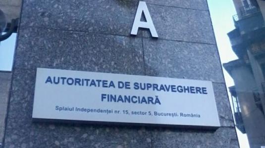 ASF a sanctionat cu avertisment firmele de asigurari Omniasig, Groupama si Grawe