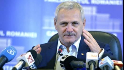 Dragnea sustine ca PSD va promova o lege care sanctioneaza persoanele care defaimeaza Romania in strainatate
