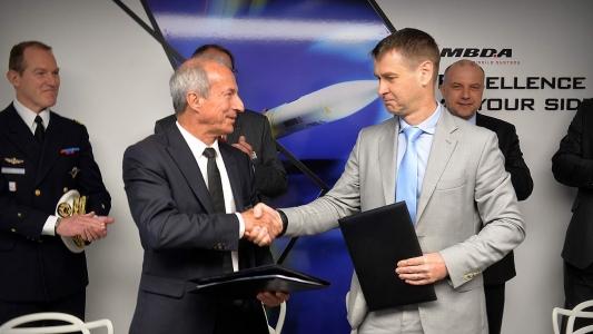 Estonia semneaza cu MBDA un contract pentru achizitia de noi rachete Mistral pentru 50 milioane euro