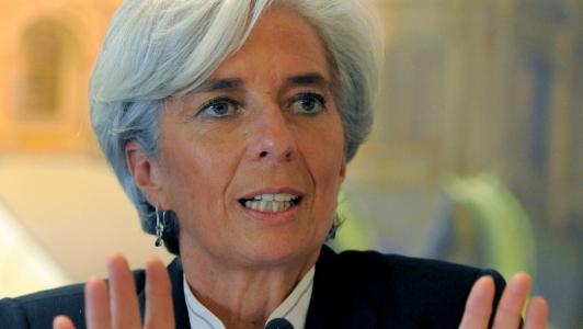 FMI: Christine Lagarde critica politicile comerciale protectioniste ale SUA