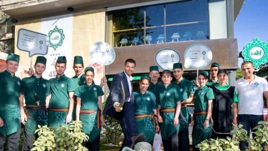 Fondator Calif: Am fost obligat sa angajez personal din Nepal in restaurantele noastre. Vom inchide anul cu afaceri de 7,5 milioane de euro