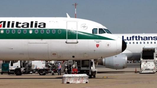 Lufthansa ofera 250 milioane de euro pentru o mare parte din flota si angajatii Alitalia