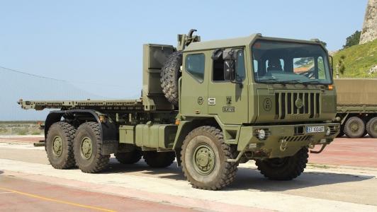 Ministerul roman al Apararii cumpara peste 150 de vehicule militare de la compania Iveco