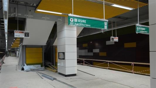 MT: Comisia Europeana a anuntat ca va finanta proiectul Magistralei 6 de metrou 1 Mai - Otopeni