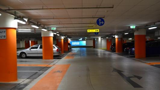 Parcare de 122 milioane de euro in Piata Dorobanti din Capitala, construita prin concesiune pe 49 de ani