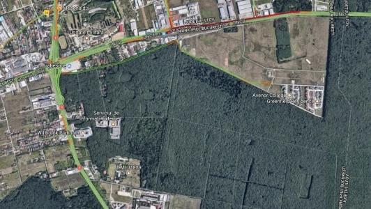 Situatia cartierului cu locuitori captivi din nordul Bucurestiului se agraveaza. Ce solutii se intrevad