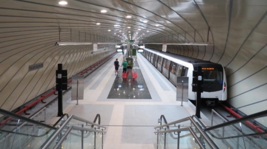 trenuri de metrou Alstom