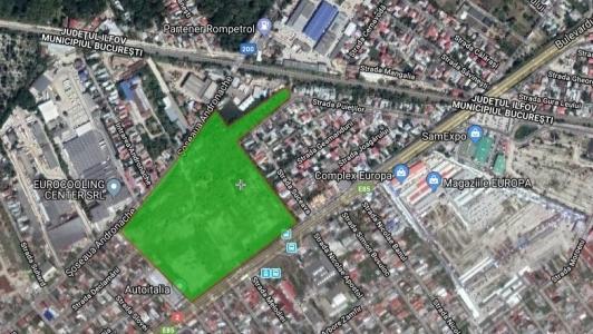 Un maidan de noua hectare din Bucuresti se transforma in proiect imobiliar